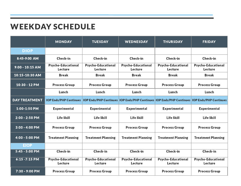 PHP-Schedule