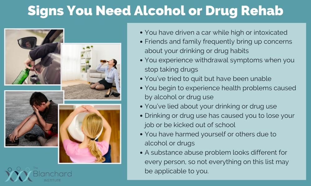 Alcohol or Drug Rehab