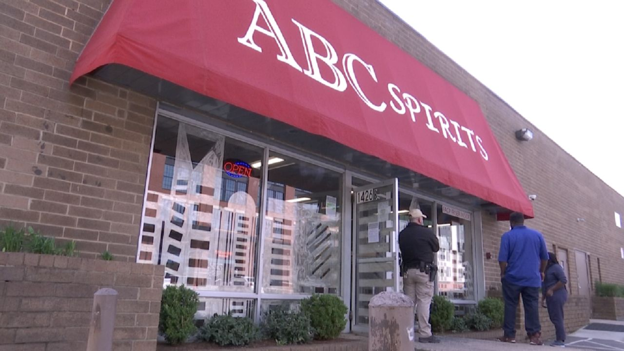 Ward Blanchard with Charlotte's Spectrum News on Why ABC Liquor Stores are Considered Essential