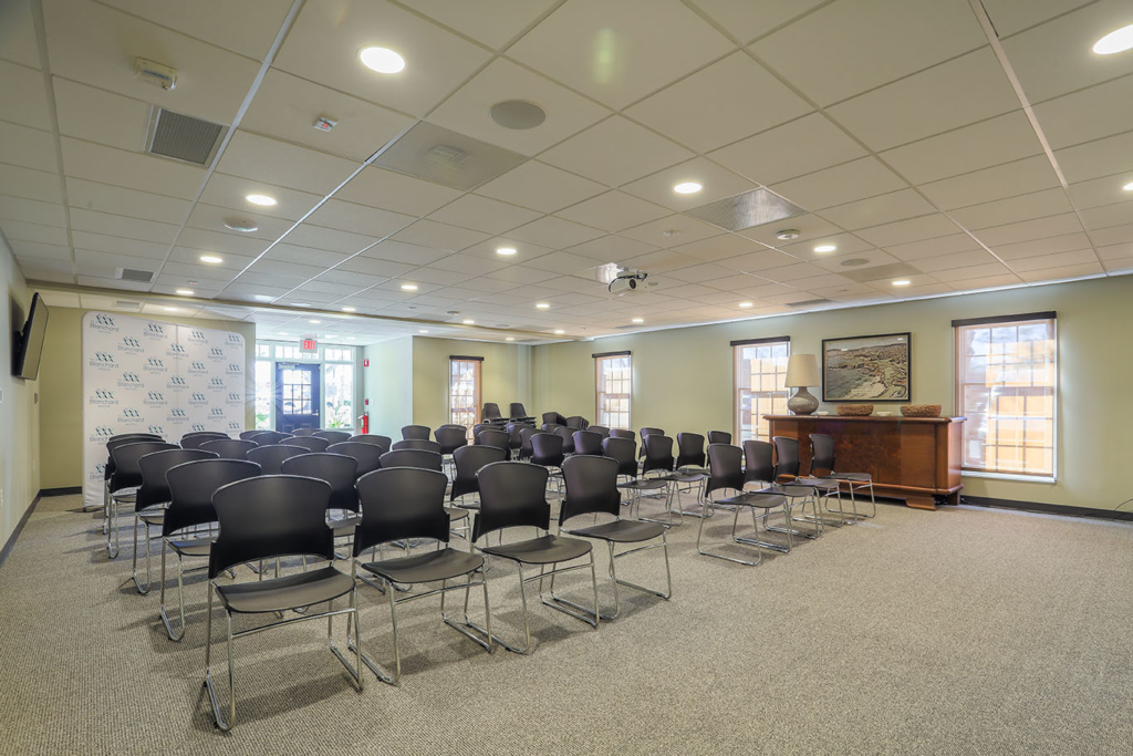 TBI group session room