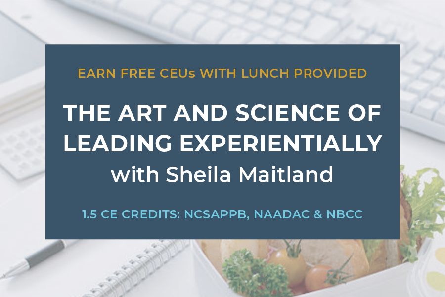 Lunch & Learn Free CEUs